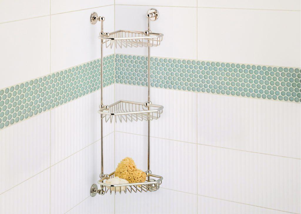 Corner Shower Baskets
