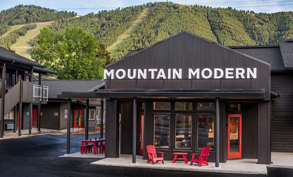 The Mountain Modern Motel