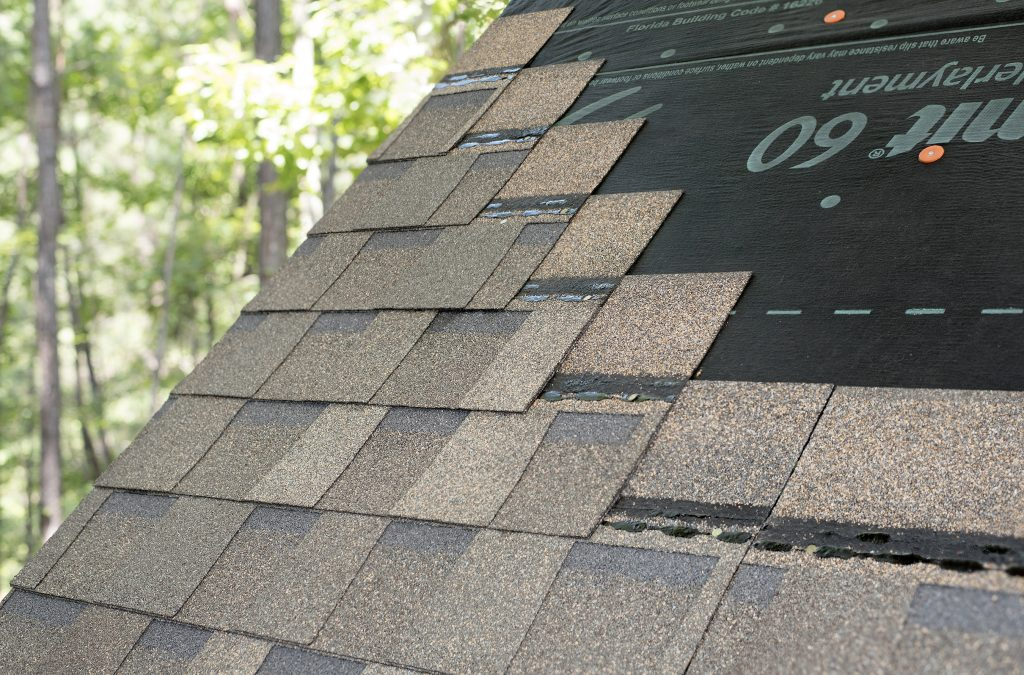 Shingles increase in size for faster installation | For ...