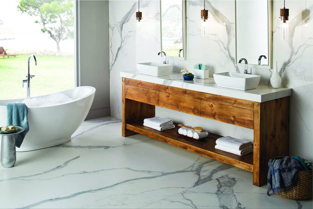 Panoramic Porcelain Surfaces For Residential Pros