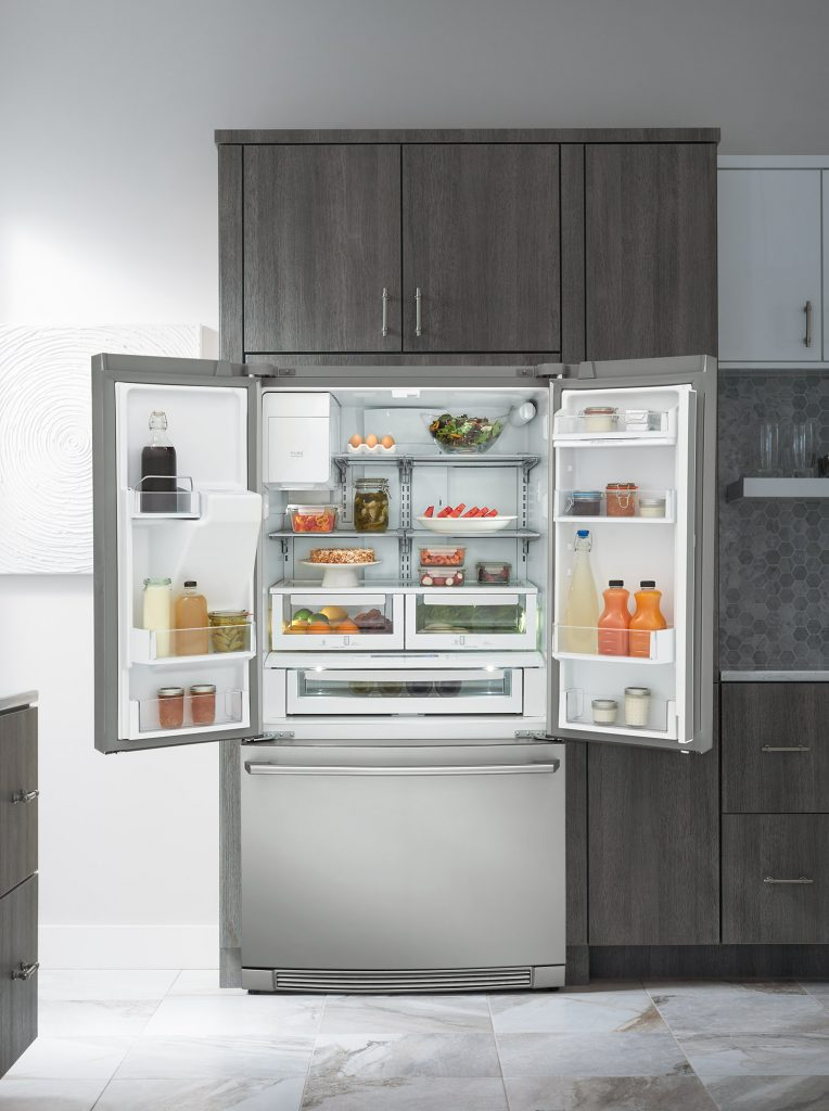 French Door Refrigerator Freezer For Residential Pros