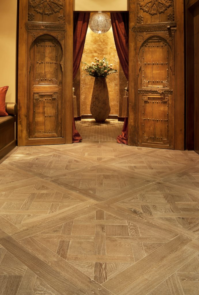 French flooring design makes North America debut