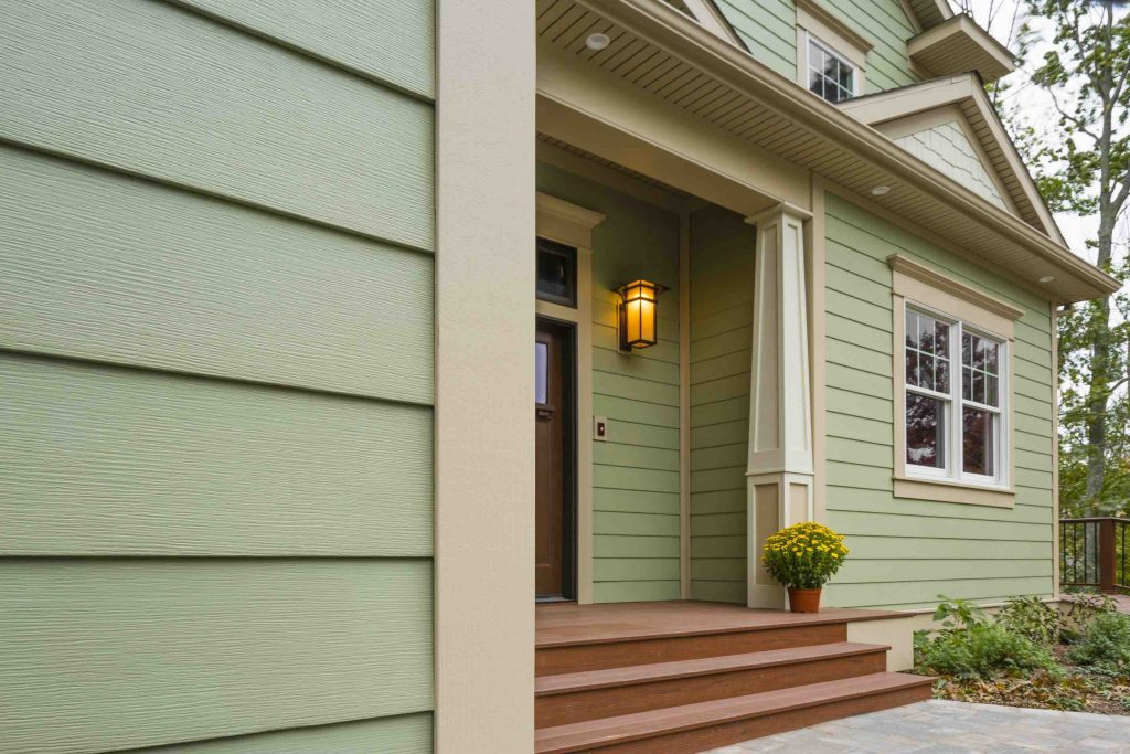 Siding Features Eliminate Installation Guesswork For