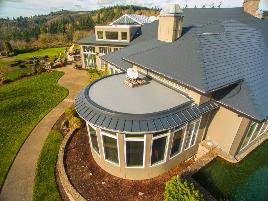 Energy Star Rated Aluminum Roofing For Residential Pros