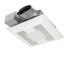 WhisperValue DC ventilation line