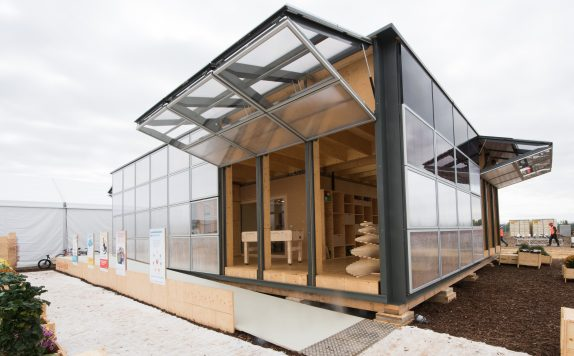 The Swiss Team Wins U.S. Department of Energy Solar Decathlon