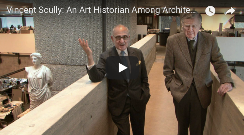 Influential Art Historian and Architecture Critic Vincent Scully Has Died