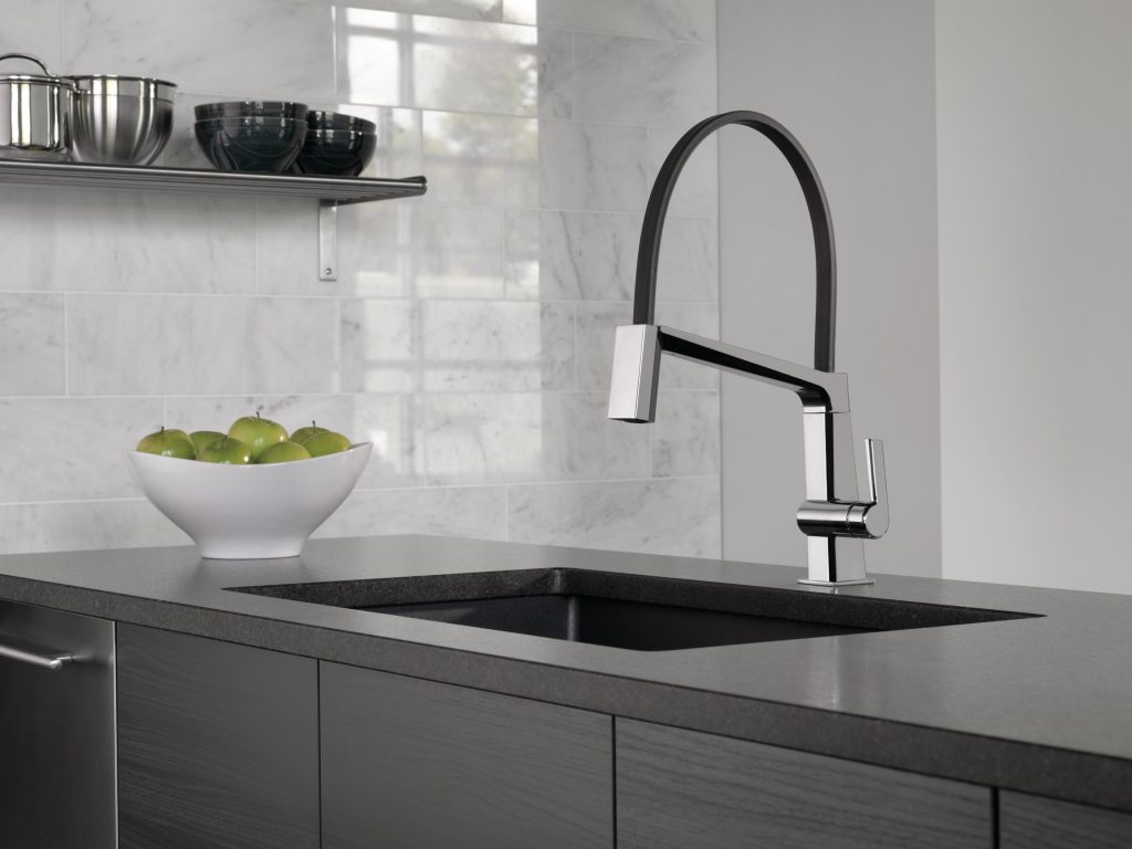 Pivotal Kitchen Faucets For Residential Pros