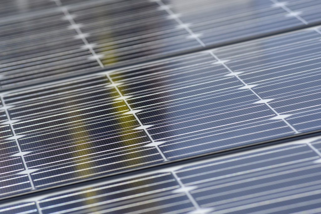 Solar panels backed by 25-year warranty