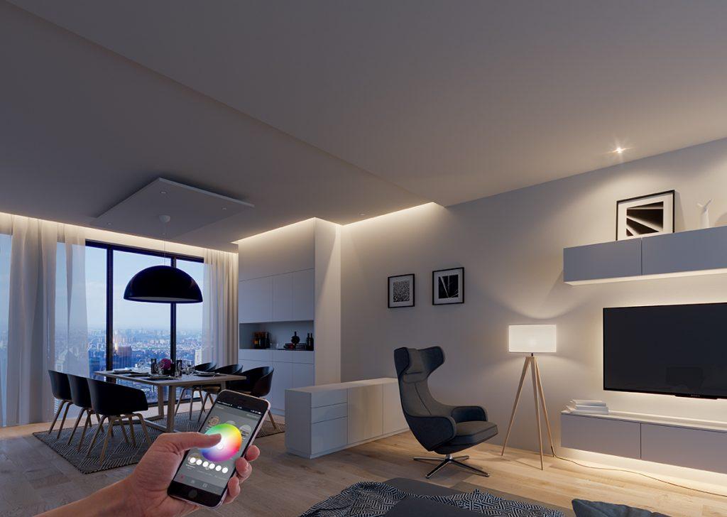 Smart Home Lighting Controls For Retrofit New Installs