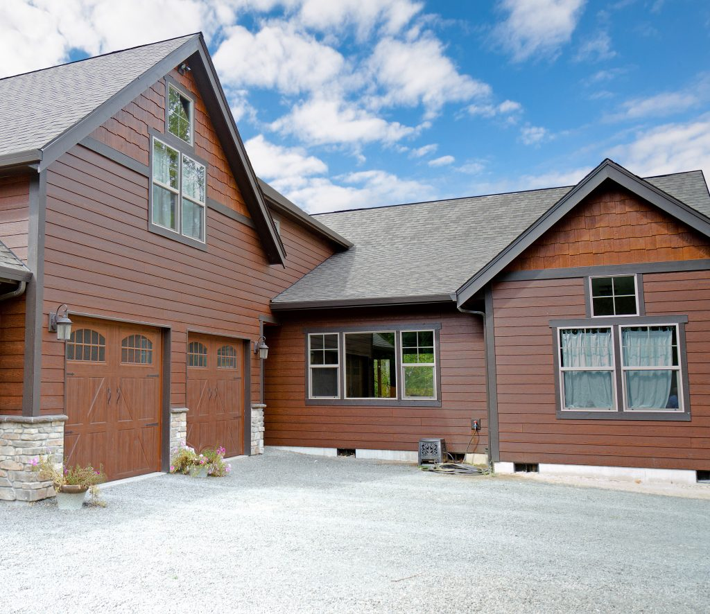 Wood Look Siding Achieves Low Maintenance Remodeling Industry