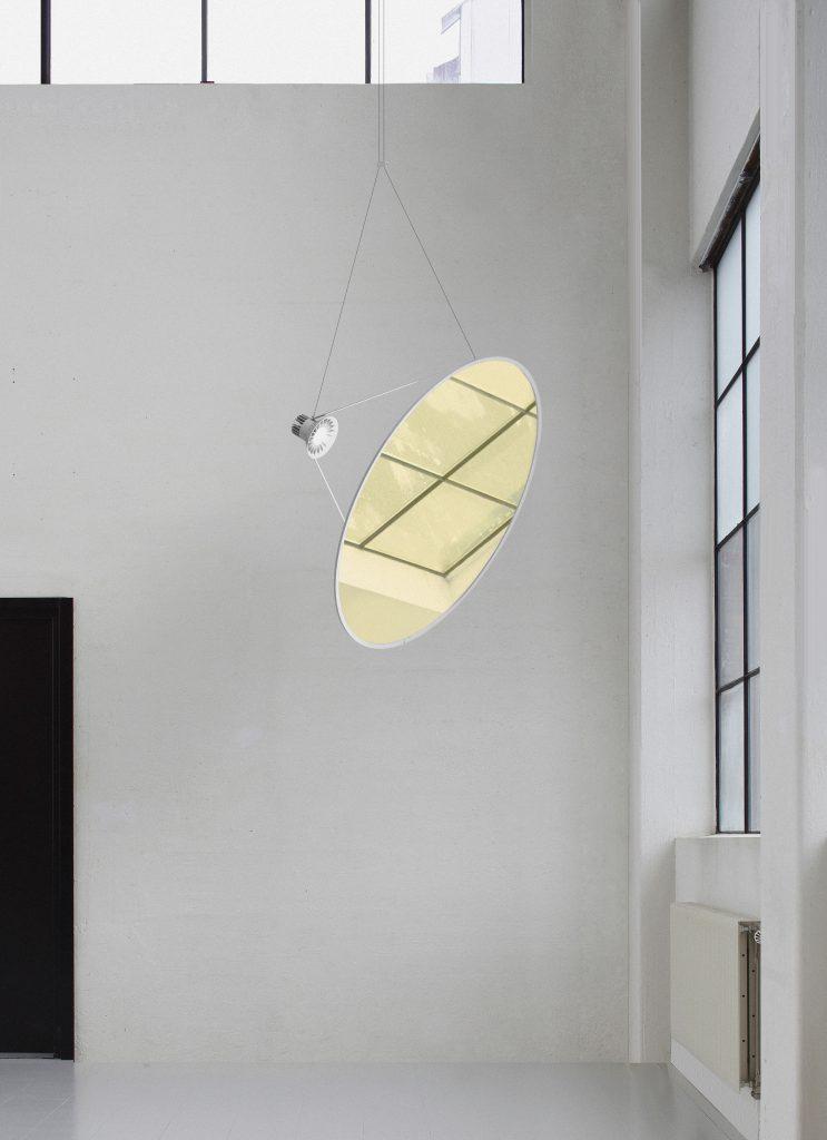 Amisol Suspension Light Fixture