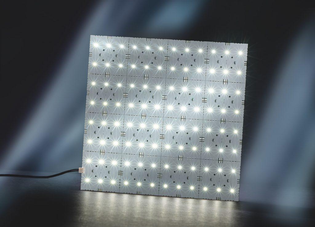Snap Panel Lighting