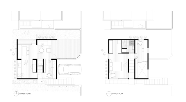 All drawings: Robert Hutchison Architecture