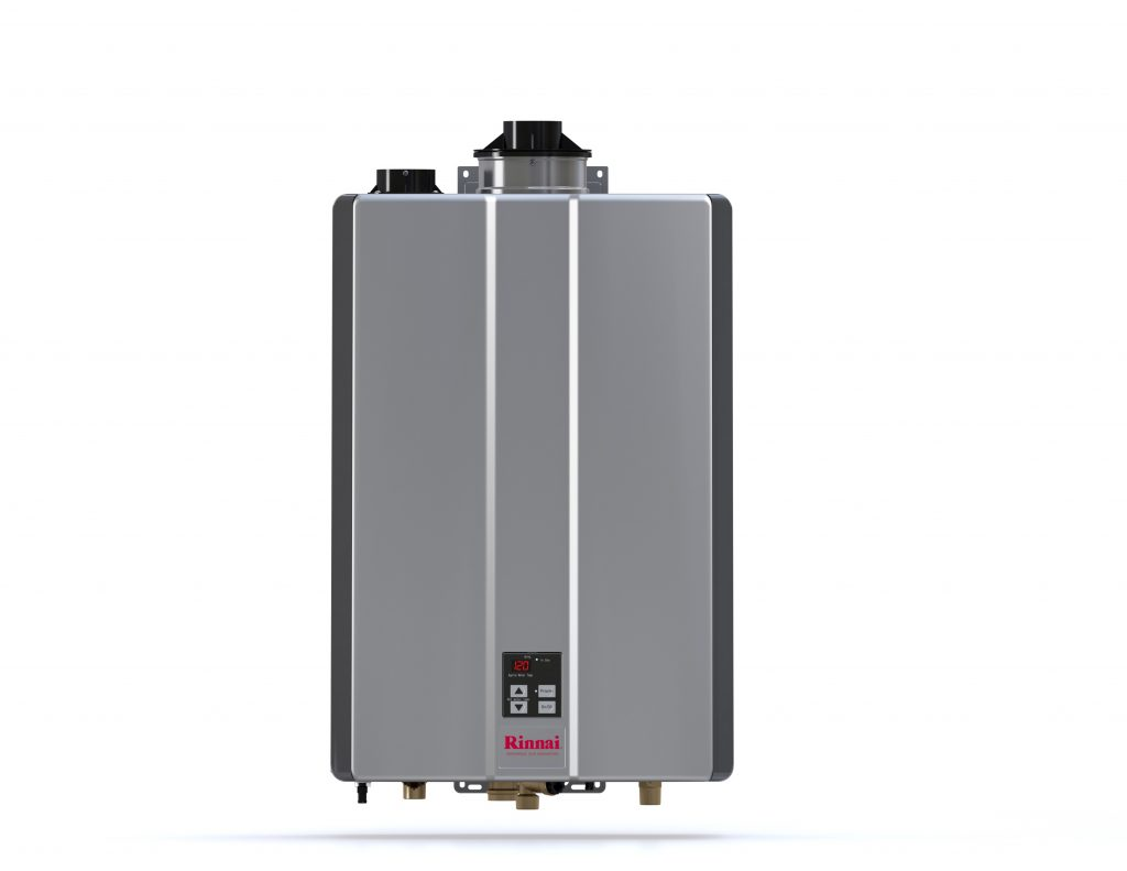 Flexible installation priority for tankless water heater