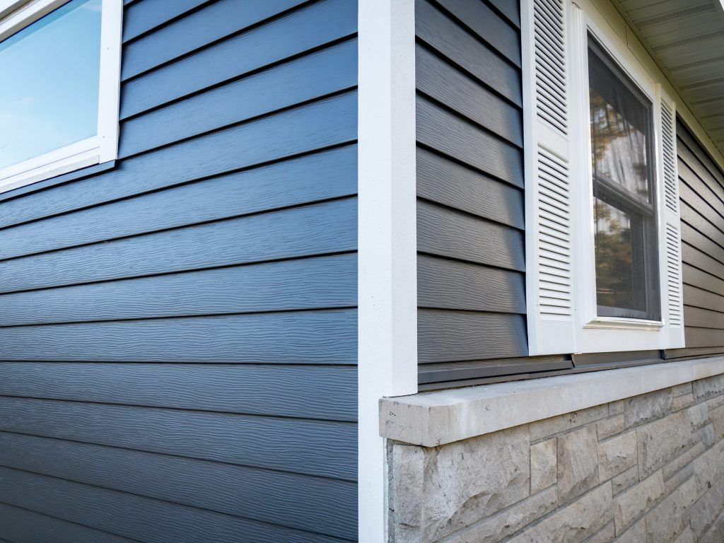 Steel Siding Stands Up To Extreme Weather For