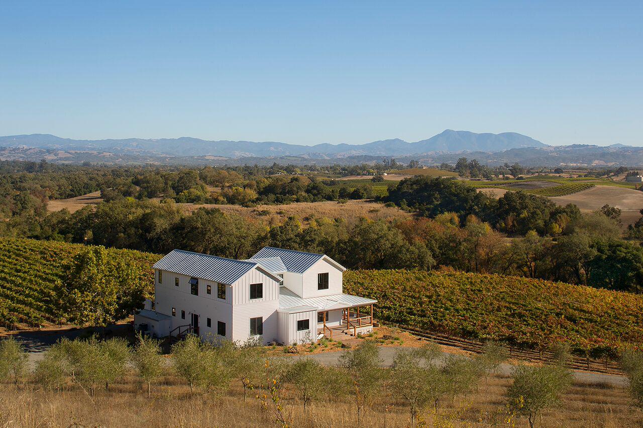 Design Lab: Vineyard Farmhouse
