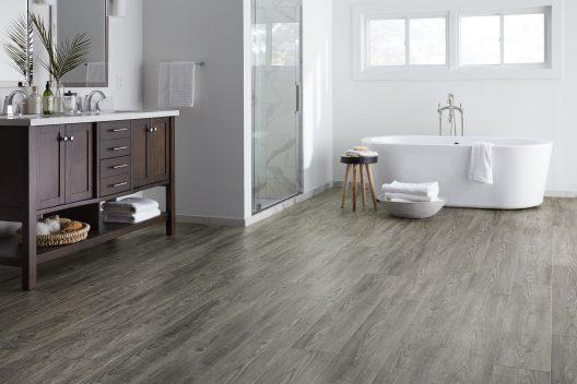 Ruggedness as flooring trend