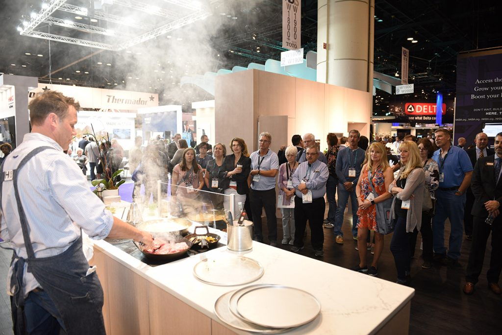KBIS 2018 Showcases Design & Tech Fronts