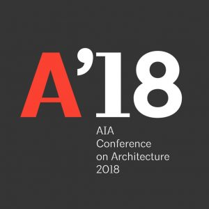 Residential Sessions and Tours at the A'18 Conference on Architecture