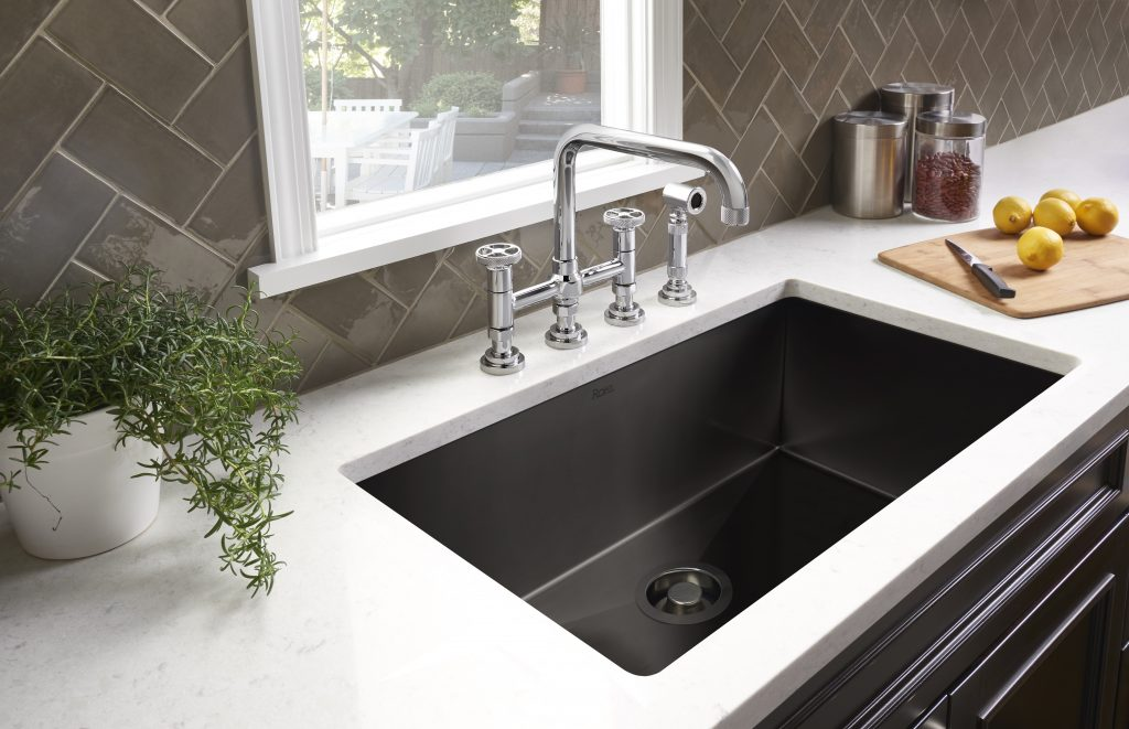 Black Stainless Kitchen Sinks | For Residential Pros