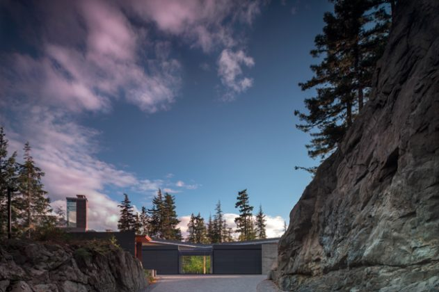 Design Lab: Whistler Residence by Bohlin Cywinski Jackson
