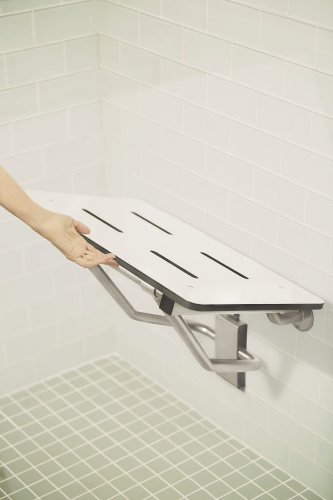 ADA-Compliant Shower Seats
