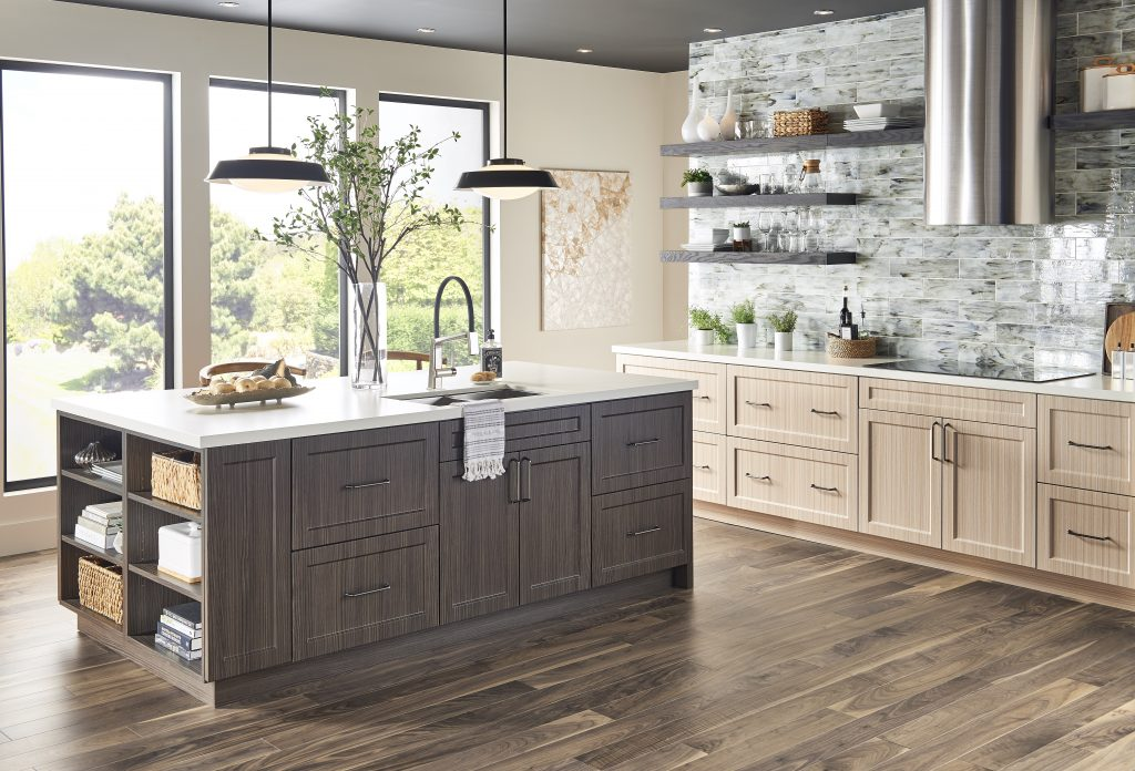 3-D Textured Cabinet Laminates | For Residential Pros