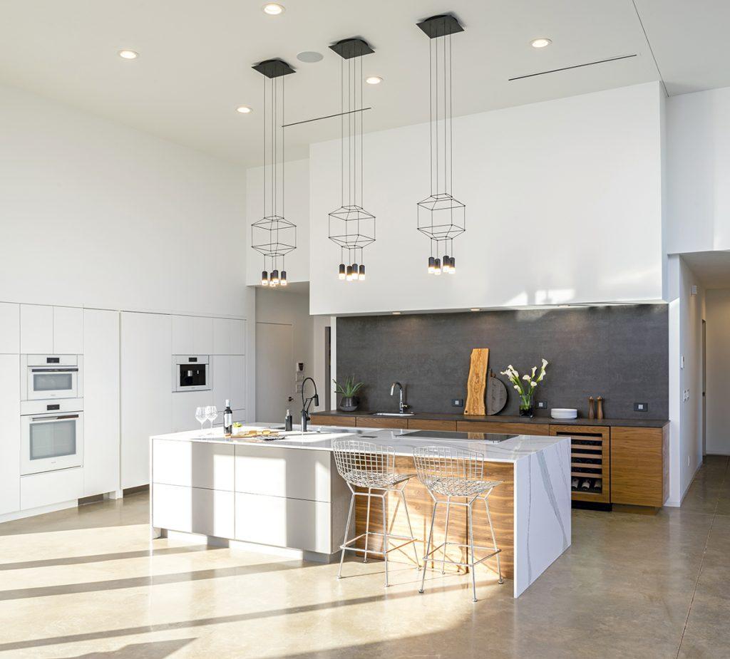 Prairie Style Kitchen Cabinets: Prairie Home Kitchen Defies Expectations