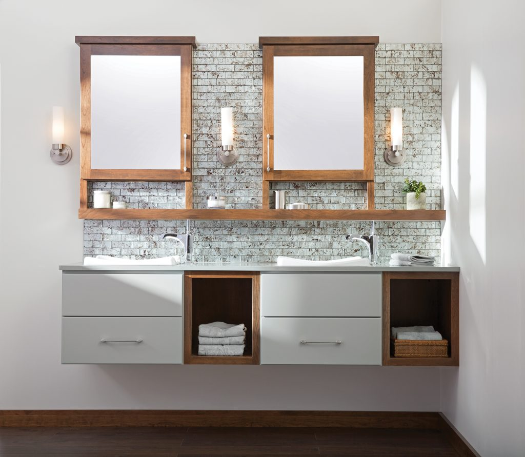 Floating Vanities and Linen Cabinets | For Residential Pros