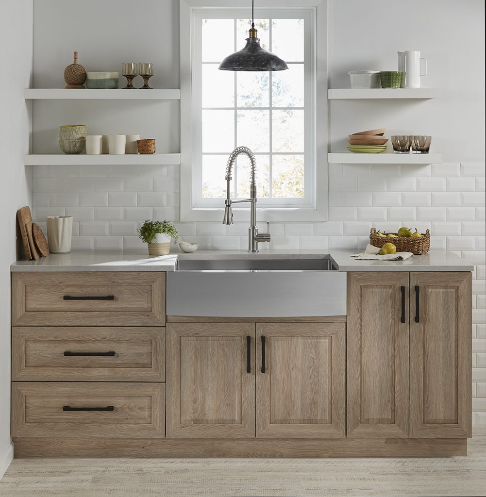 Kitchen Sinks Front and Center | Remodeling Industry News ...