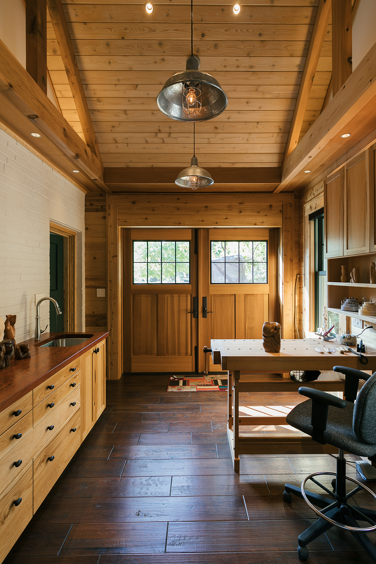 The Carving Studio: A Woodworker's Paradise
