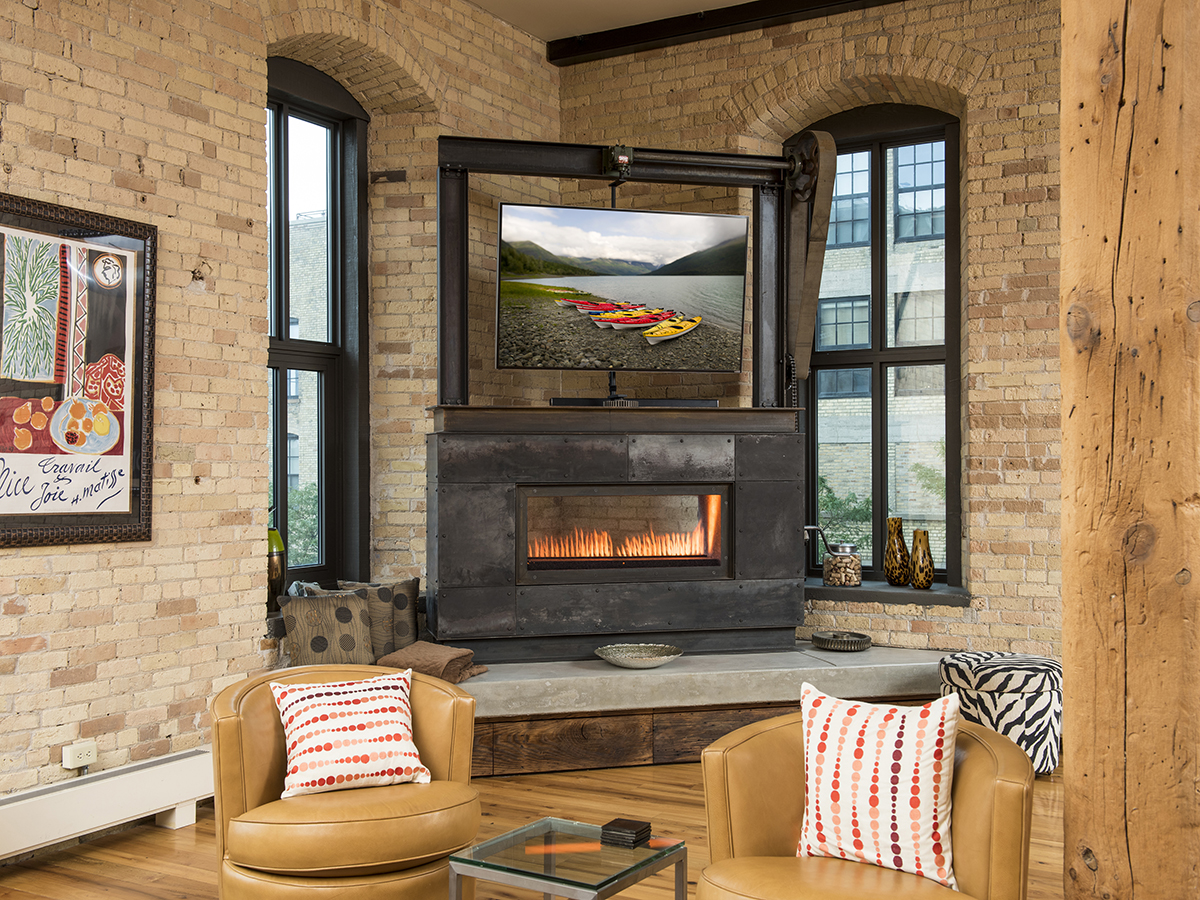 Mill City Fireplace