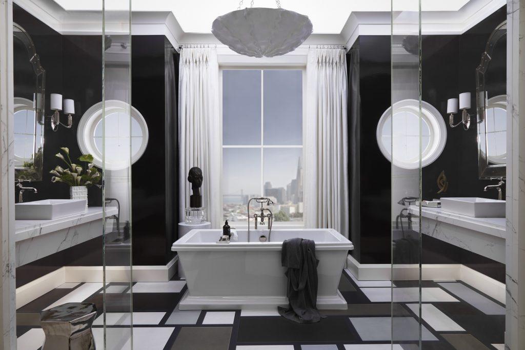DXV Design Panel's Rooms Revealed