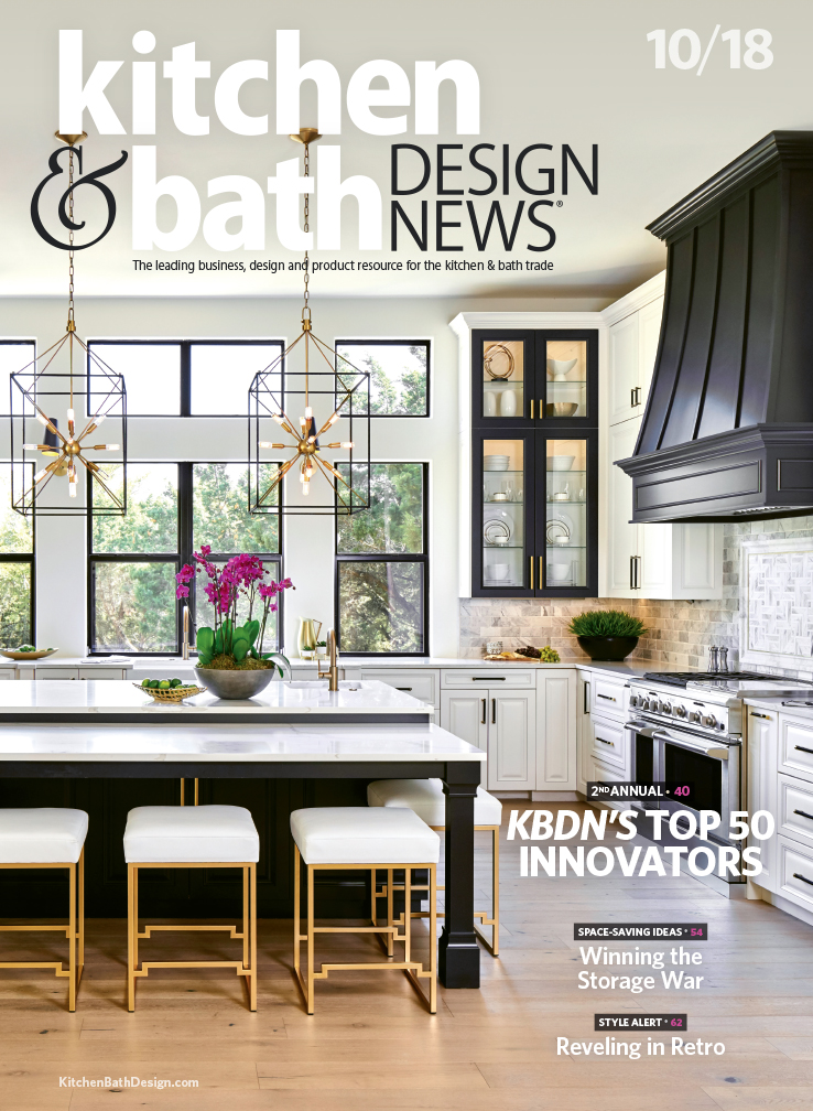 Kitchen bath design news archives kitchen bath - Designer kitchen and bathroom magazine ...