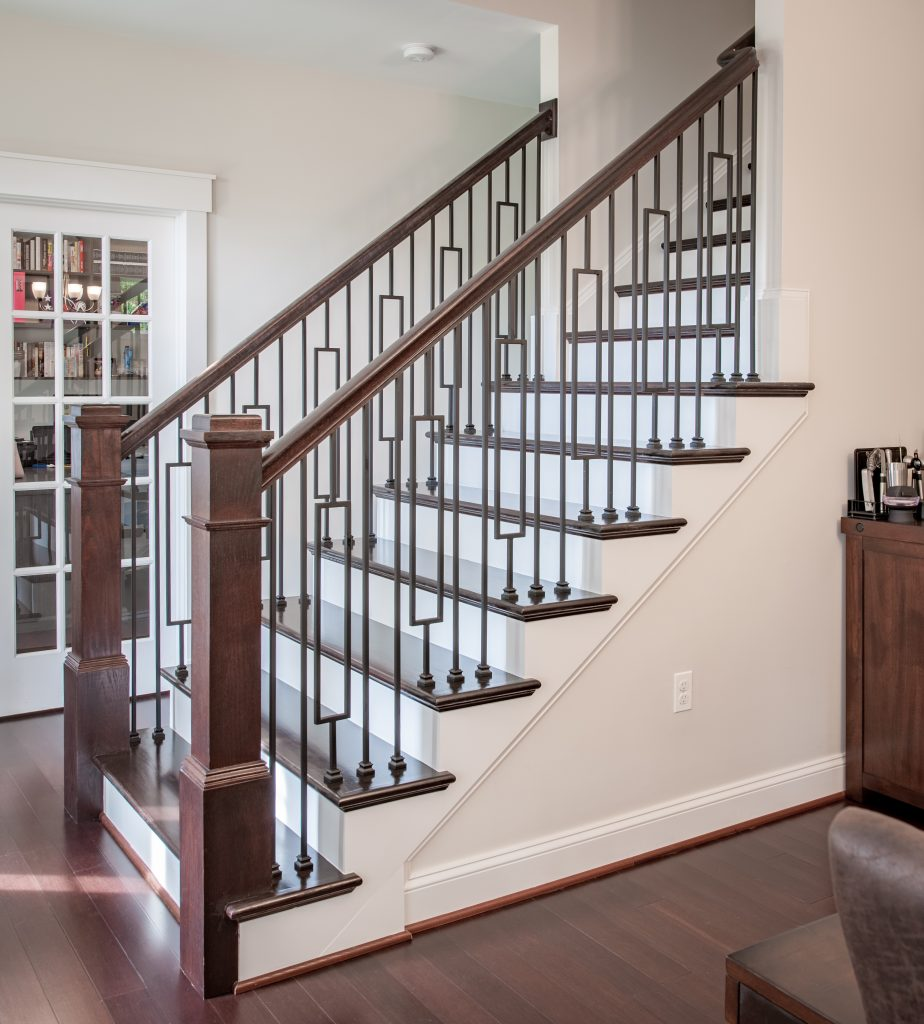 Multifunctional Styles Of Iron Balusters