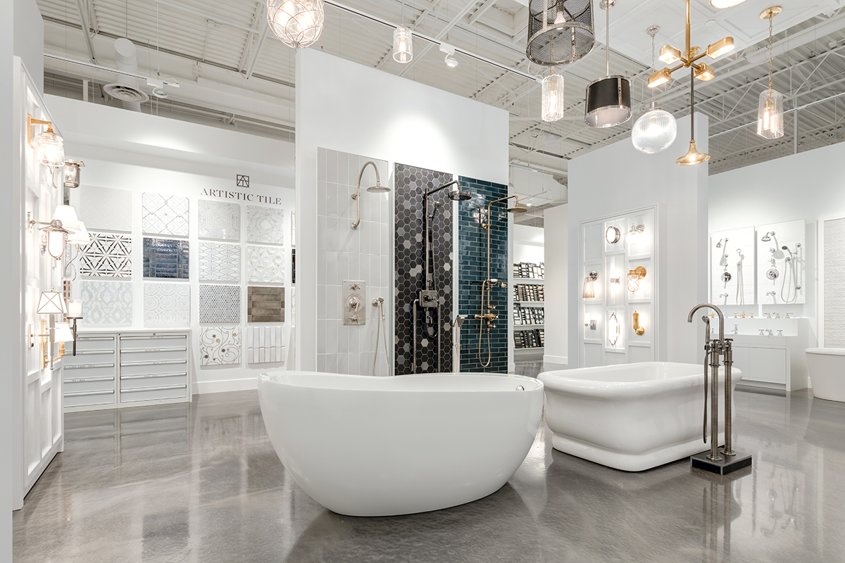 Showroom Inspirations | Kitchen & Bath Design News