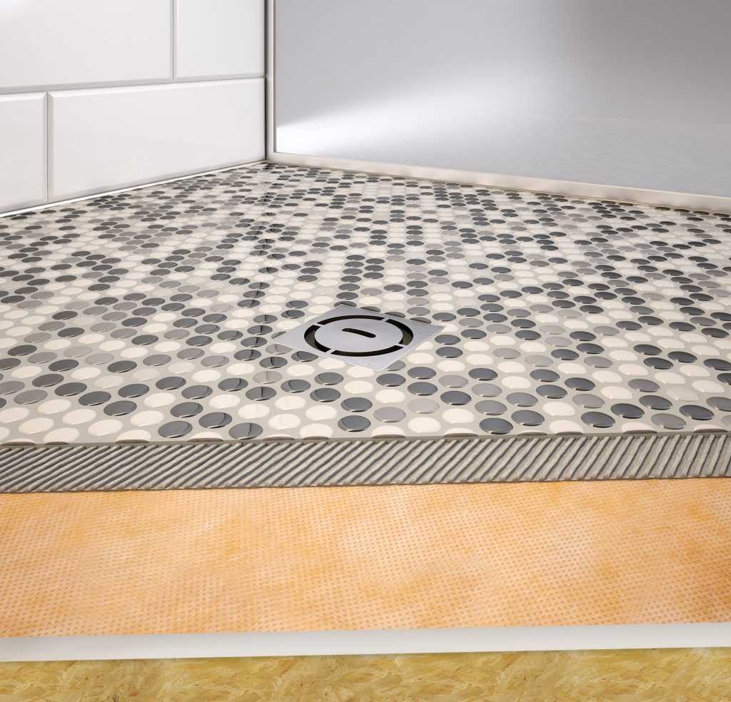 Expanded shower tray solutions