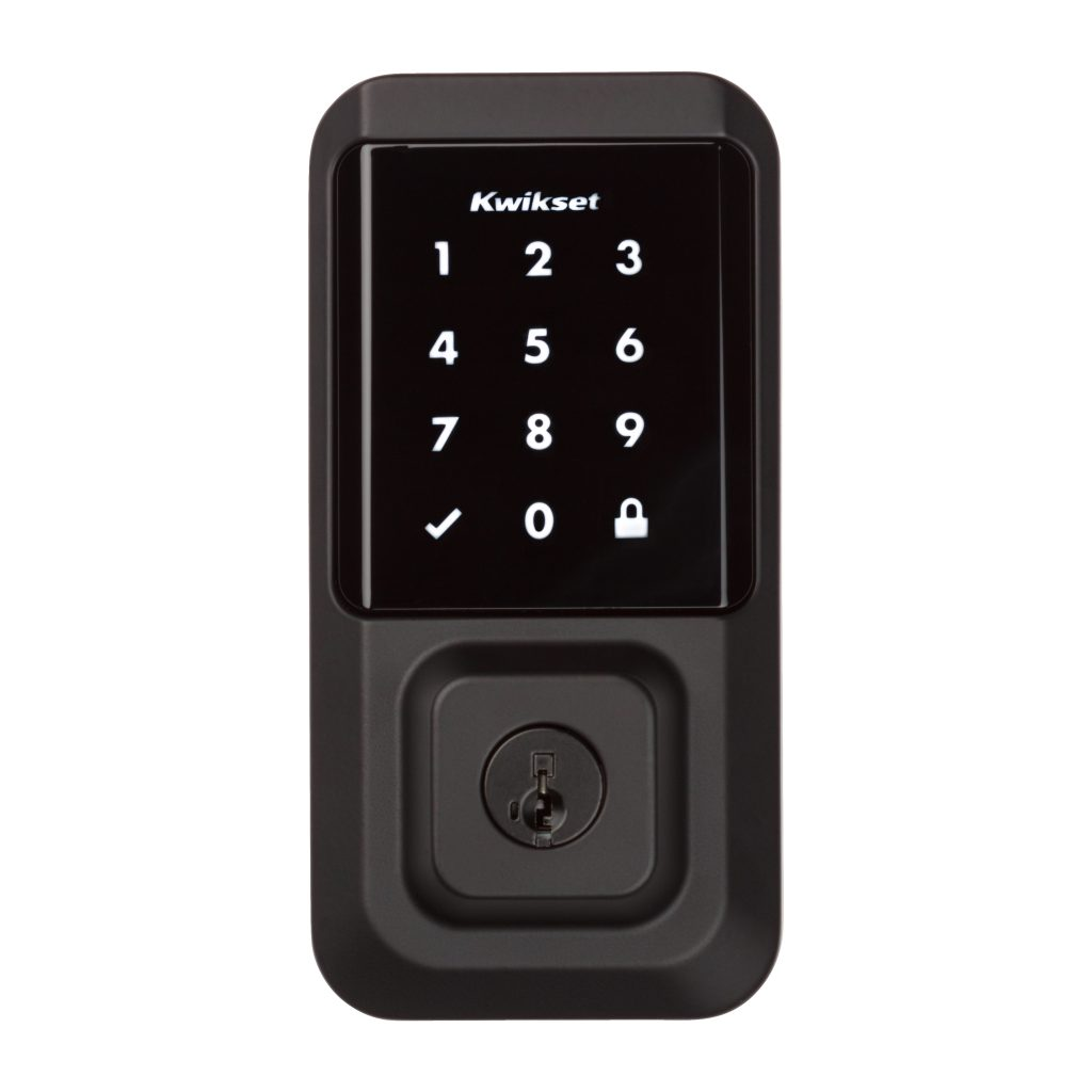 Touch-screen, keypad smart deadbolts