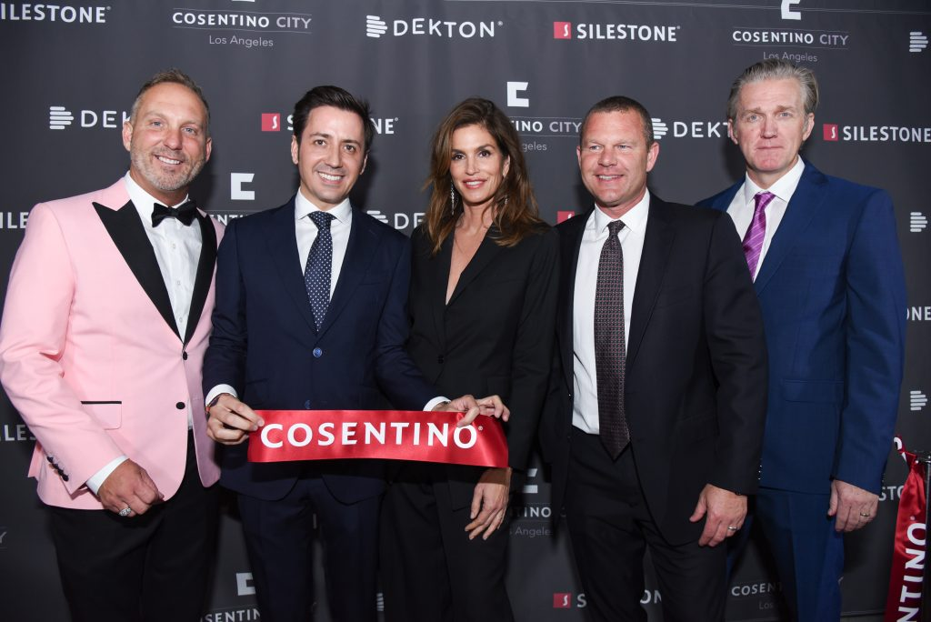 Cosentino Celebrates Los Angeles City Center Opening