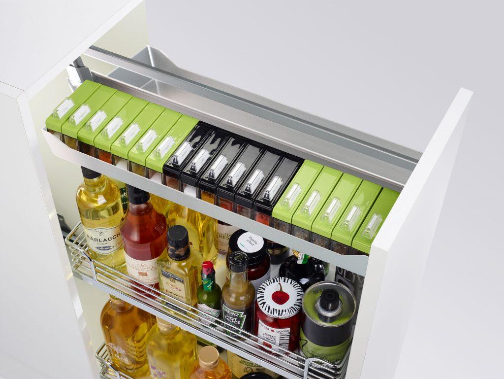 Custom Base Cabinet Storage Systems | Kitchen & Bath Design News