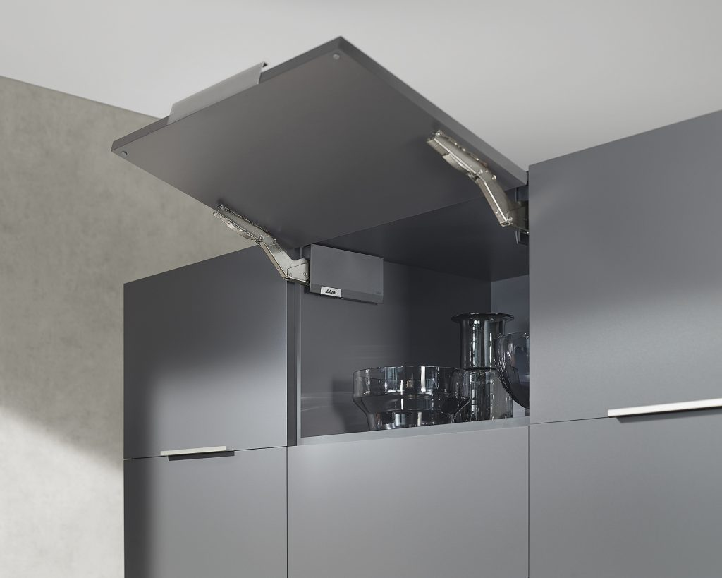 Aventos Cabinet Lift System Hardware