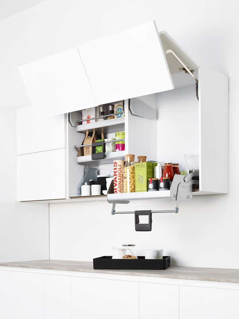 iMove Pull-Down Cabinet System