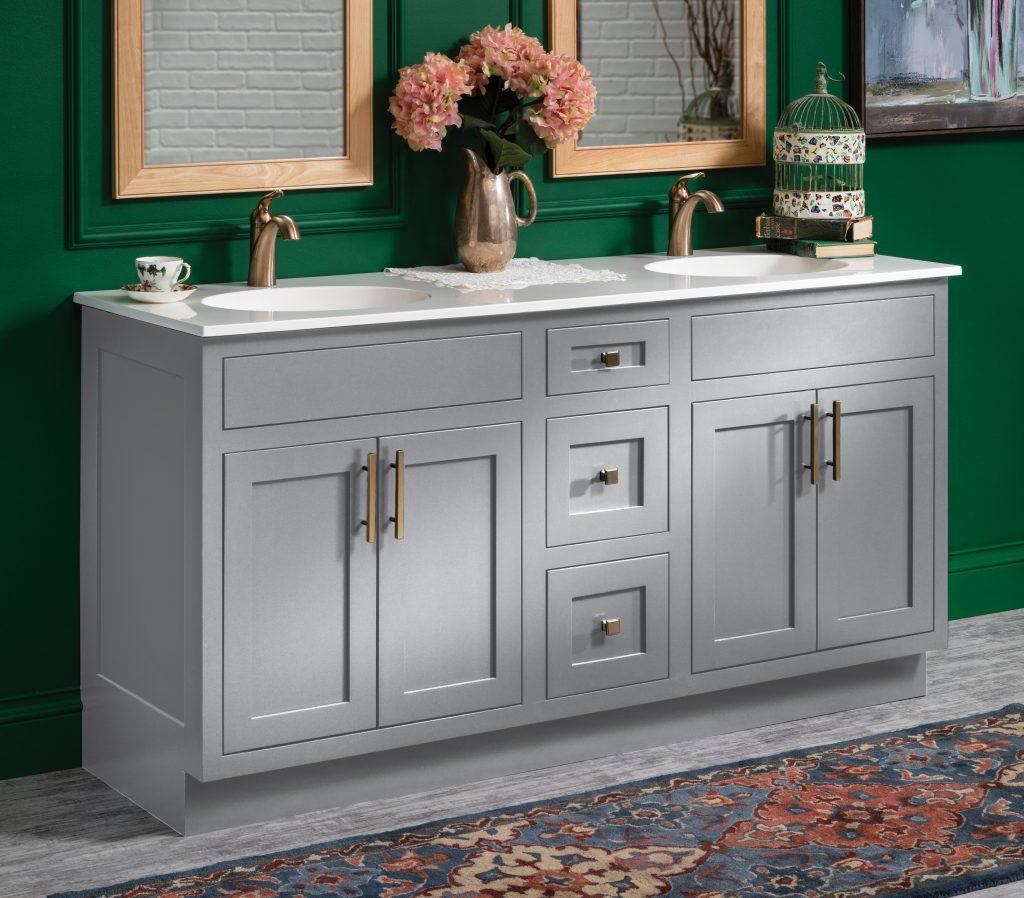 Bath Storage With Style