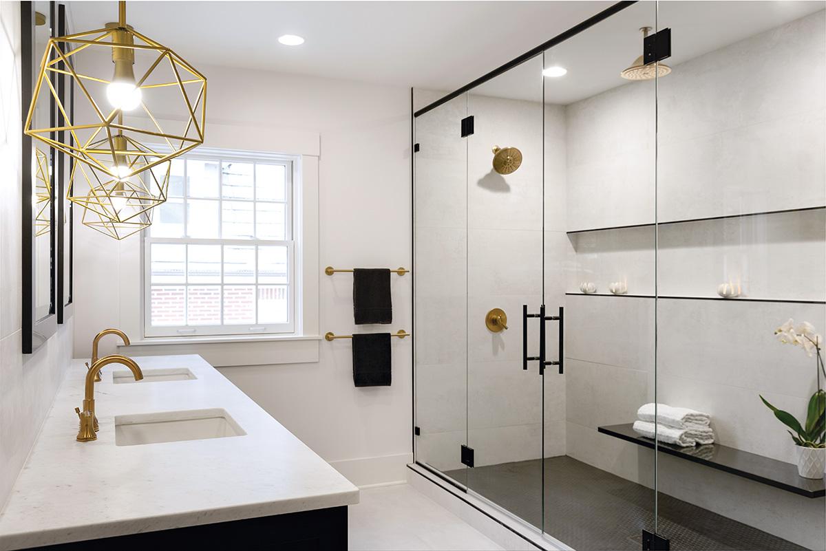 Best Master Bathroom Under $50,000   Kitchen & Bath Design ...