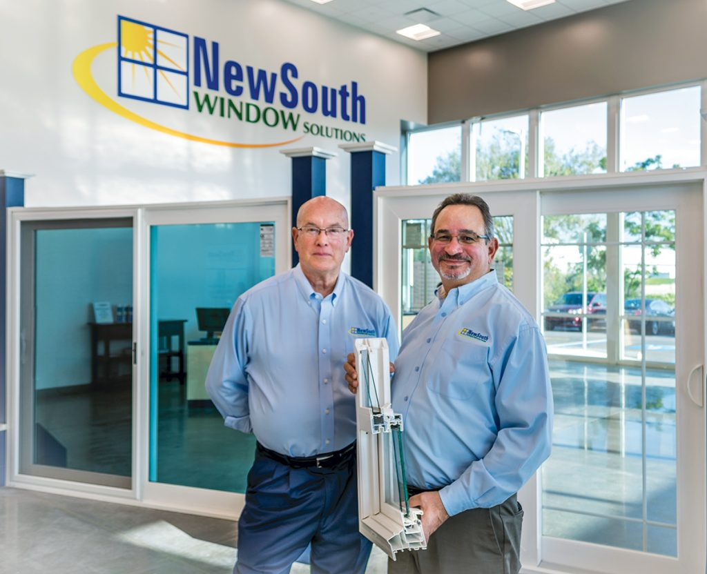 NewSouth Windows Acquired by PGT