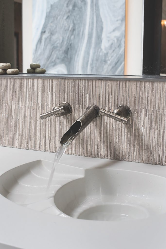 Faucets Inspired by Earlier Era