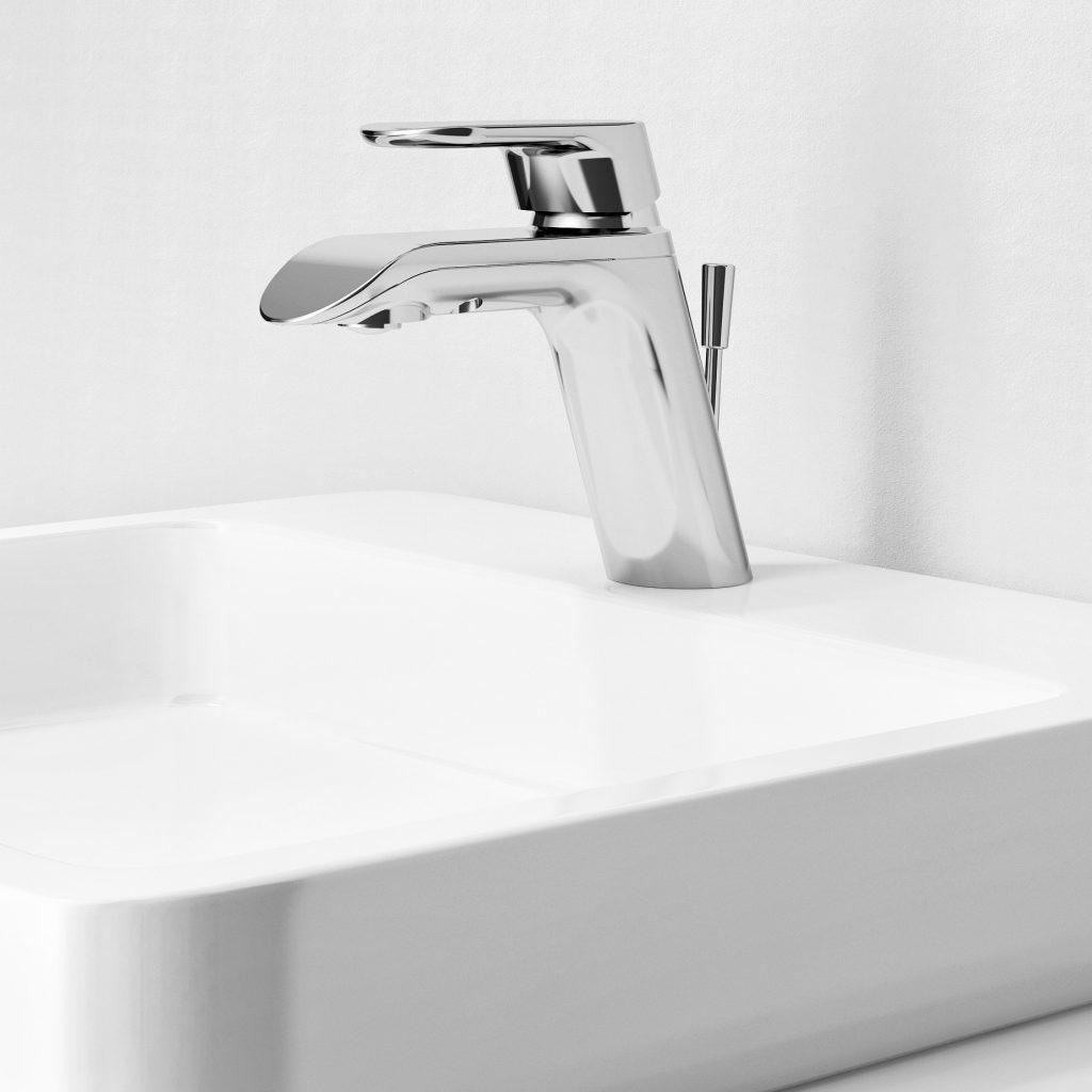 ADA-Compliant Faucet