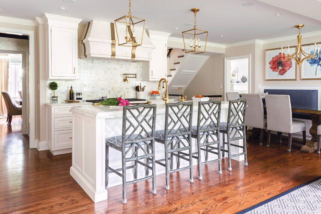 Open Kitchen Promotes Entertaining | Kitchen & Bath Design News