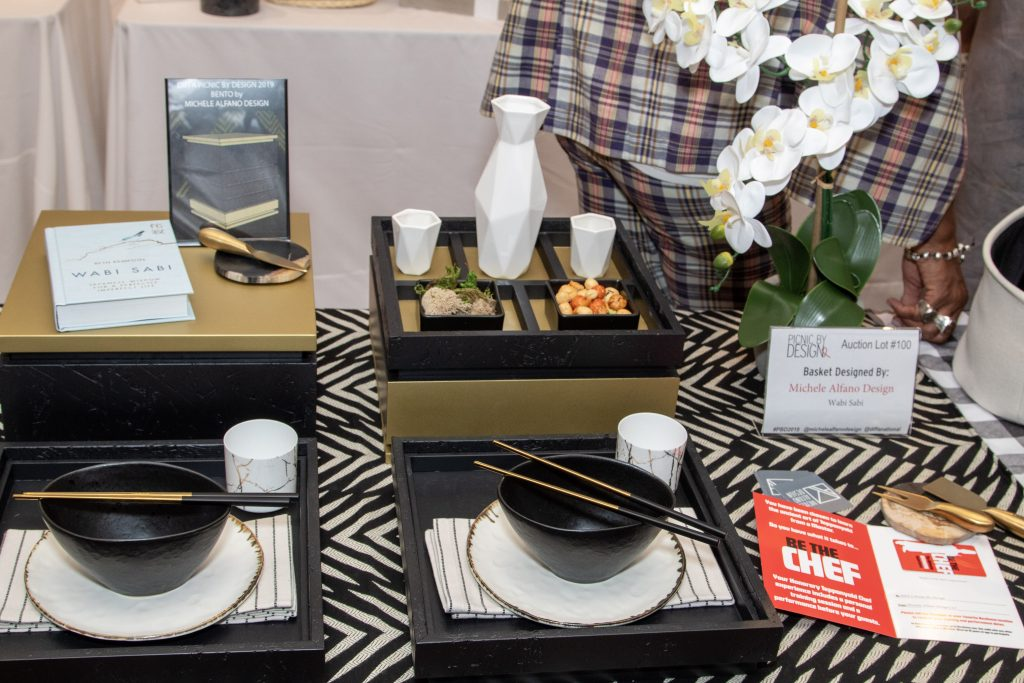 DIFFA Holds Picnic By Design